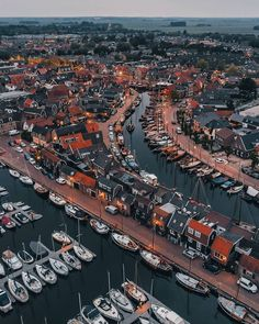 Tumblr is a place to express yourself, discover yourself, and bond over the stuff you love. It's where your interests connect you with your people. Amsterdam Cafe, Amsterdam Photos, Fishing Villages, Wonderful Places, Daydream, Amazing Photography, Holland, Netherlands, Cool Pictures