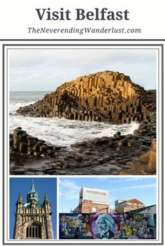 Northern Ireland is a fantastic place to visit, as a solo traveler or in a group. Be sure to check out Belfast and Giant's Causeway!