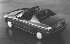 1996 Honda Del Sol VTEC. About $5,000