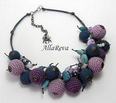 Alla Reva. Jewelry designer.  Her art is so delicious!