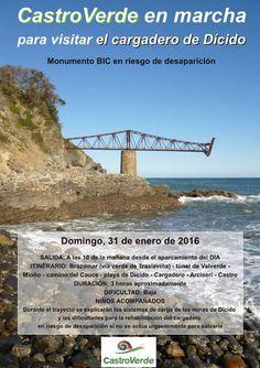 Patrimonio Industrial Arquitectónico: Visita al Cargadero de Dícido, Mioño, Castro Urdia...