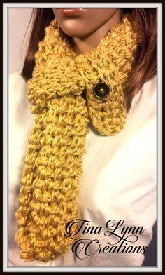 Ravelry: Golden Stairs Infinity Scarf pattern by Tina Lynn Creations