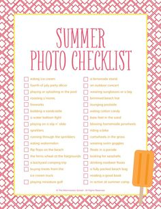 Summer-Photo-Checklist