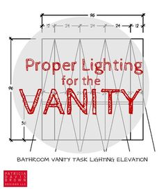 Bathroom Lighting Plan on leds and other small items | light spring and lights
