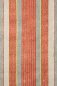 Dash and Albert Autumn Stripe Cotton Area Rug - This Woven rug is an excellent choice for your house. Learn why so many choose to buy from RugStudio Dash And Albert, Rug Company, Striped Rug, Orange Area Rug, Cotton Lights, Carpet Runner, Rug Runner, Woven Rug, Decoration