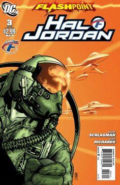 Flashpoint: Hal Jordan (DC, 2011) #3 (of 3)