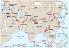 adventures of ibn battuta and marco Battuta's and marco polo's travels on asian trade and  battuta, i325-1354 and  marco polo: a journey  battuta and marco polo recorded their adventures.