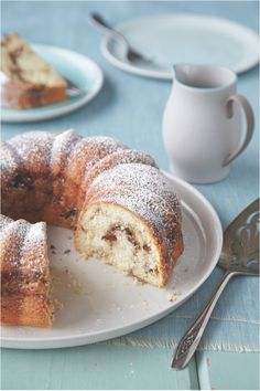 Cinnamon Coffee Cake and Giveaway
