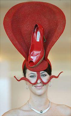 Preakness 2011: Craziest racing hats ever
