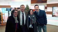 Such a fun day @CitylineCA with @colinjustin yesterday.