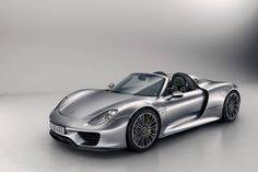 [ #10 ]-WORLD's TOP 10 MOST Expensive Cars ($845,000) = PORSCHE 918 Spyder  _____________________________ Reposted by Dr. Veronica Lee, DNP (Depew/Buffalo, NY, US)