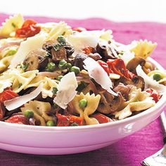 This aromatic, colorful, and delicious pasta will please your senses of smell, sight, and taste. You'll hardly be able to wait to sit...