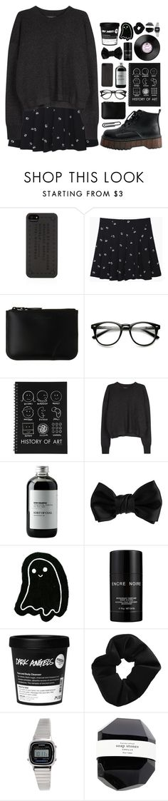 """""""//how deep is your love?//"""" by unicorns-in-cloud9 ❤ liked on Polyvore featuring Marc by Marc Jacobs, Band of Outsiders, Comme des Garçons, Isabel Marant, Sort of Coal, Dorothy Perkins, Lalique, Topshop and Casio"""
