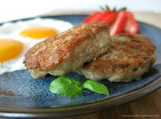 This delicious slightly-spicy turkey breakfast sausage recipe – a treasured family favorite! My boys adore this simple recipe so much, they won't eat any other breakfast sausage, period. And seriously, I can't blame them. These perfectly seasoned little patties are hard to resist!