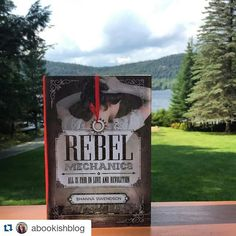 "On instagram by librosypaisajes #landscape #contratahotel (o) http://ift.tt/1ljr1wB""Rebel Mechanichs all is fair in love and revolution "" de Shanna Swendson en la cadena de lagos de Fulton NY USA. Foto de @abookishblog #books #libros #paisajes s #read #bookstagram #bookworm #bookaholic #reading #reader #bookclub #fulton #fultonlakes #ny #lake #rebelmechanics #shannaswendson #lake #spring #green #lectura"