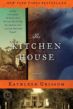 The Kitchen House by Kathleen Grissom. Grabbed me right from the beginning! A heart-breaking read with wonderfully rich characters. May 2014