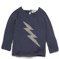 oeuf lightning sweater via acorn