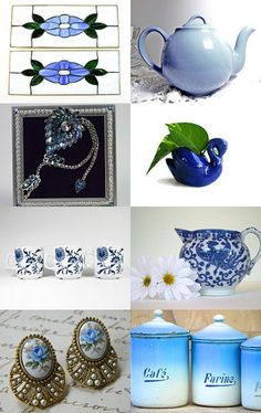 Blue To You ~ V2Team by Sandy on Etsy--Pinned with TreasuryPin.com