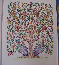 Gartenträume - Colored by Heleen Keizer
