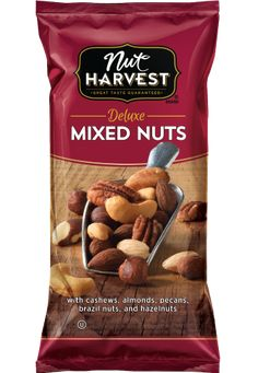 NUT HARVEST® Deluxe Mixed Nuts