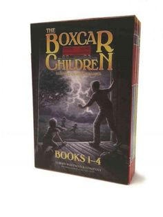 The Boxcar Children Mysteries: The Boxcar Children, Surprise Island, the House Mystery, & Mystery Ranch
