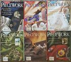 ♤♧ #Piecework magazines 1996 Lot of 6  #needlework #Craft And History Hand i... Top http://ebay.to/2r77HXS