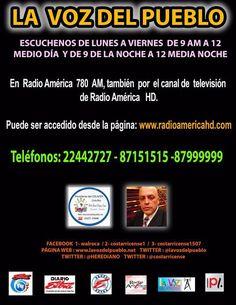 LA VOZ DEL PUEBLO - COSTA RICA: NOMBRE DE LOS HURACANES Y TORMENTAS TROPICALES EN ...