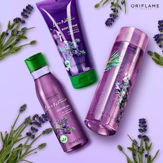 Lavanda ♡ Love Nature by Oriflame Cosmetics ❤MB Independence Day Offers, Oriflame Beauty Products, Beauty Packaging, Jelsa, Red Bull, Body Care, Fragrance, Make Up, Skin Care