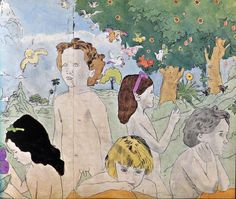 Henry Darger: Art by Any Means   Abduzeedo Design Inspiration
