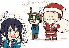 Galaxy Pictures, Comedy Anime, Bishounen, Ensemble Stars, Touken Ranbu, Akatsuki, Funny Cute, Chibi, Fan Art