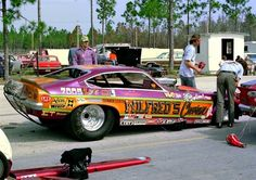 Old Funny Cars - Bing Images Nhra Drag Racing, Drag Bike, Vegas, Old Race Cars, Funny Cars, Vintage Race Car, Drag Cars, Vintage Humor, Car Humor