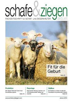 Neuauflage von Schafe & Ziegen aktuell