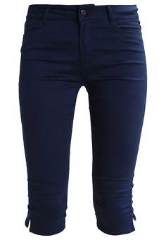 Vero Moda VMHOT SEVEN - Denim shorts - navy blazer for £21.99 (20/03/17) with free delivery at Zalando