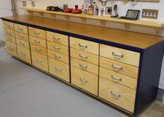 Shop Storage Cabinents - by DaveH @ LumberJocks.com ~ woodworking community