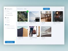 File manager - wip by Andrew Mialszygrosz