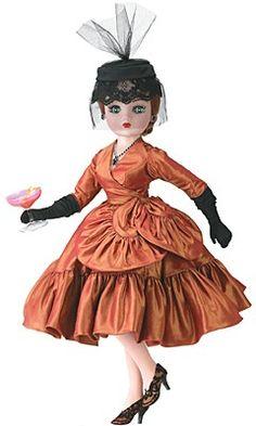 Madame Alexander Dolls - Cocktails Cissy - by Matilda Dolls