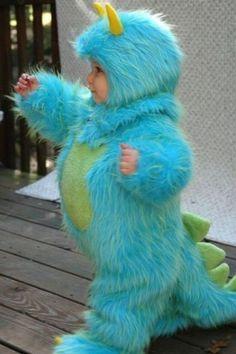 little monster!