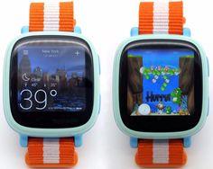 Omate anuncia el Wherecom K3, un smartwatch para niños #MWC2016