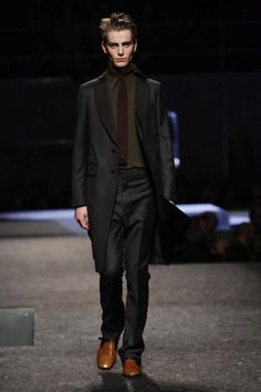 #Menswear #Trends Prada Menswear Fall Winter 2014 Otoño Invierno #Tendencias #Moda Hombre