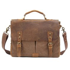 5fecd10ad Cheap canvas abstract, Buy Quality canvas 9 directly from China canvas  handbag Suppliers: Vintage Crossbody Bag Military Canvas + Leather shoulder  bags Men ...