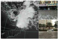 Durch ungewöhnliche Regenstürme in den Vereinigten Arabischen Emiraten und dem angrenzenden Sultanat Oman sind sechs Menschen ums Leben gekommen. Am folgenschwersten war der Sturm in Oman. Wie die …