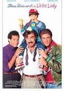 Three Men and a Little Lady (1990). [PG] 104 mins. Starring: Tom Selleck, Steve Guttenberg, Ted Danson, Nancy Travis, Christopher Cazenove, Robin Weisman and Fiona Shaw