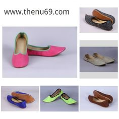 Explore huge range of online jodhpuri juti footwear both for men and women at discounts. Available in exciting designs and patterns!! Visit bit.ly/1bA6BeO.
