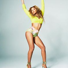 Beyonce looked INCREDIBLE on our cover.