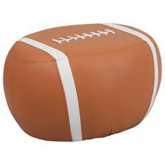 Flash Furniture Kids Football Stool [HR-26-GG]