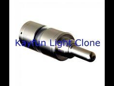 Kayfun Light Clone Vape, Smoke, Electronic Cigarette, Vaping, Electronic Cigarettes