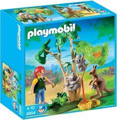 Playmobil – 4854 – Jeu de construction – Arbre à koalas et kangourous | Your #1 Source for Toys and Games