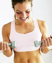 Best Arm Exercises for Women to Lose Arm Fat