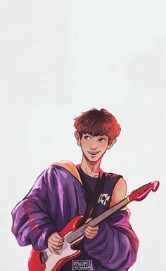exo | chanyeol | fanart
