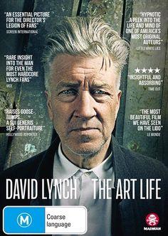 David Lynch - The Art Life (Jon Nguyen, Rick Barnes, Olivia Neergaard-Holm, 2016)